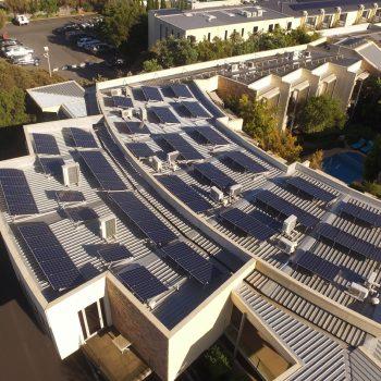 solar panels rye